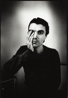 David Byrne (born May 14, 1952) is a Scottish born American musician and artist best known as a founding member and principal songwriter of the American new wave band Talking Heads, which was active between 1975 and 1991. Since then, Byrne has released his own solo recordings and worked with various media including film, photography, opera, and non-fiction. He has received Grammy, Oscar, and Golden Globe awards and been inducted into the Rock and Roll Hall of Fame.