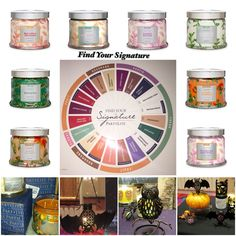 Find Your Signature!  www.partylite.biz/jensoles