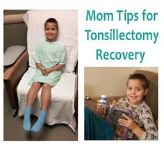 Leading Them To The Rock : Mom Tips for Tonsillectomy Recovery