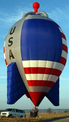 #KBHome The Albuquerque International Balloon Fiesta - American Rocket hot air balloon