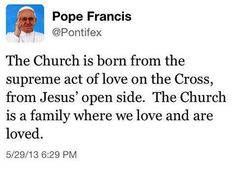 Pope Francis Tweet World Youth Day, Pope Francis, Catholic, Roman Catholic