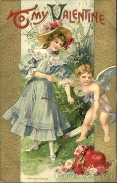 Lovely Vintage Valentine
