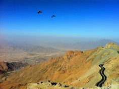 Al-Hada Mountains -Saudi Arabia