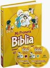 LIBROS: BIBLIA NIÑO