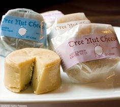 Dr. Cow Tree Nut Raw Vegan Cheese. Aged. Gourmet. - Healthy. Happy. Life.
