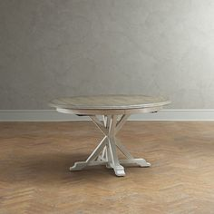 Found it at Wayfair - Grafton Extending Round Dining Table