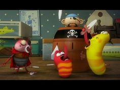 Larva 2015 || Larva 2015 new || Larva Funny Cartoon || Animation movies ...