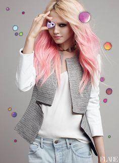 grafika fashion, girl, and model