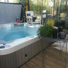 Poreamme Outdoor Decor, Decor, Hot Tub, Home, Tub, Home Decor