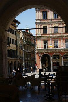 Palazzo del Podesta, Treviso, Veneto, Italy