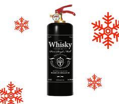 cooler feuerlöscher von Safe-T. aussergewöhnliche weihnachtsgeschenke bei abovo home!