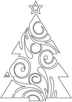 tree - wonderful christmas tree cookie -