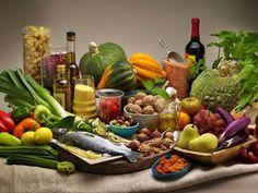 Gastronomía española - Comer bien - Comer sano