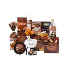 Chocolade Verleiding pakket - Kerstpakketten - Kerstpakketten - Relatiegeschenken | IGO-POST