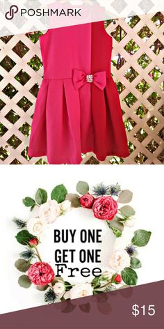 Children's place dress BUY 1GET 1 FREEonEVERYTHing Like new   buy one get one free items must be equal or less value   bundle your items and let me know when your done so I can send you an offer with discounted shipping Children's Place Dresses