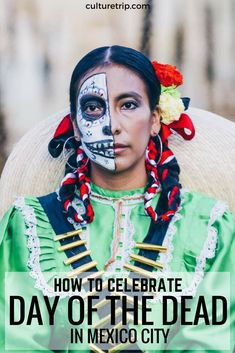 How To Celebrate Halloween & Day Of The Dead In Mexico City
