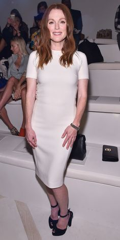 Look of the Day - Julianne Moore  - from InStyle.com