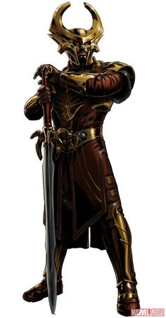 Heimdall - Marvel: Avengers Alliance