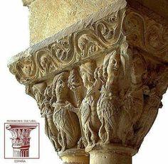 Capitel de Santo Domingo de Silos