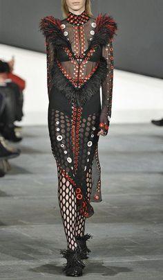 Proenza Schouler Fall/Winter 2015 Trunkshow Look 44 on Moda Operandi