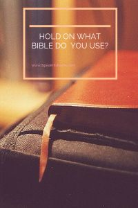 The most amazing way to read bible and understand what you are reading.