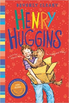 Amazon.com: Henry Huggins (9780380709120): Beverly Cleary, Jacqueline Rogers: Books