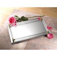 Vanity Tray for Perfumes.