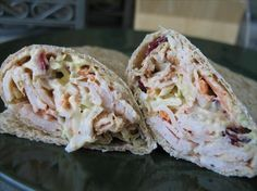 Crunchy Turkey Pita Pockets - Recipes for Acid Reflux - http://masterforks.com/crunchy-turkey-pita-pockets-recipes-for-acid-reflux/