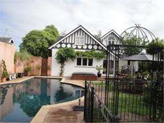 Mock Tudor Vacation House in Hamilton, North Island, New Zealand ,Hamilton, 4 Bedroom, 2.5 Bath, Sleeps 8