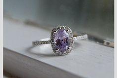 Inspiração para um casamento em lilás