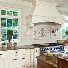 Traditional Kitchen Photos Mosaic Tile Design, Pictures, Remodel, Decor and Ideas - page 2