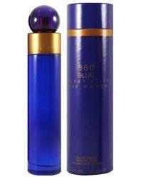 360 Blue for Women Gift Set - 3.4 oz EDP Spray + 3.0 oz Body Lotion + 3.0 oz Shower Gel by Perry Ellis. $36.99. Save 51%!
