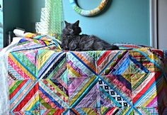 a fab do. Good Stitches quilt from Jaceycraft