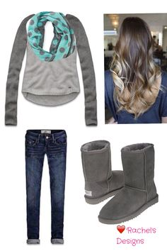 I love this outfit combination and especially the color.
