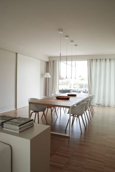 Realization interior design. Private residence in Venice