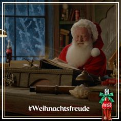 Sooo viel geschenkte Zeit. Aber Santa notiert und zählt fleißig mit und stellt freudig fest: Bisher habt ihr schon über 57.000 Stunden #Weihnachtsfreude mit euren Liebsten geteilt. Danke!