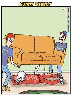 Hilarious Sunny Street Comics With Unexpected Endings Cartoon Jokes, Cartoon Pics, Stupid Memes, Stupid Funny Memes, Funny Cartoons, Funny Facts, Funny Comics, Funny Gifs, Funny Stuff