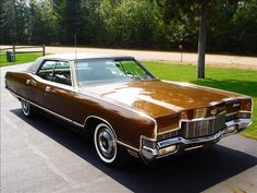 Mercury Marquis Brougham, This was my car from Classic Cars Usa, American Classic Cars, Classic Trucks, Classic Auto, Mercury Marquis, Mercury Cars, Grand Marquis, Ford Lincoln Mercury, Unique Cars