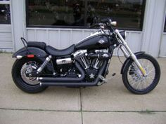 2010 FXDWG DYNA® (WIDE GLIDE®)