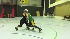 Roller Derby Resistance/Agility Thirty 3's - Get game fit with Sausarge ...