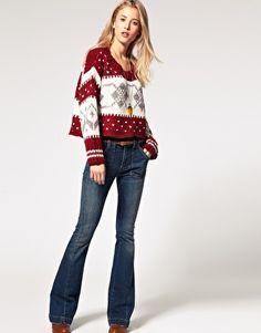Christmas Sweater #christmasfashion