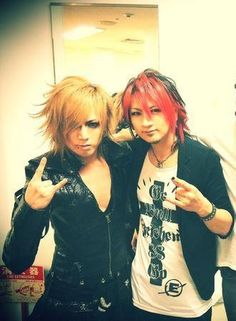 Masa with Ikuo from Bull Zeichen 88