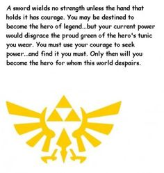 Quote by The Heroes Shade/ OoT Link to TP Link. True Quotes, Best Quotes, 2015 Quotes, Pain Quotes, Famous Quotes, Quotes Quotes, Legend Of Zelda Quotes, Oot Link, Senior Year Quotes