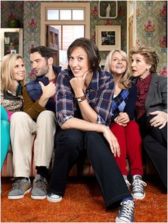 MIRANDA - Sitcom starring Miranda Hart. It doesn't matter what Miranda attempts in life, whether it's dating or simply dealing with her overbearing mother, she always seems to fall flat, quite literally.