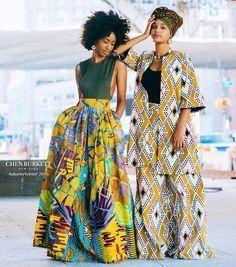 ~DKK ~ Latest African fashion, Ankara, kitenge, African women dresses, African p… Remilekun - African Styles for Ladies African Fashion Designers, African Inspired Fashion, African Dresses For Women, African Print Dresses, African Print Fashion, Africa Fashion, African Attire, African Wear, African Fashion Dresses