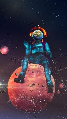 Black Aesthetic Wallpaper, Aesthetic Wallpapers, Astronaut Wallpaper, Walpaper Black, Galaxy Art, Funny Vid, To Infinity And Beyond, Sky Aesthetic, Fantasy Landscape
