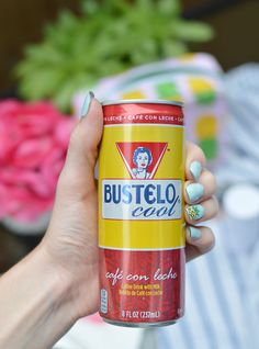 Bustelo Cool Coffee Drinks are AMAZING for when you're on the go and need a delicious pick me up! AD | oliveandivyblog.com