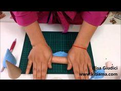 Natale in Festa - Presepe con paste modellabili Silk Clay - YouTube