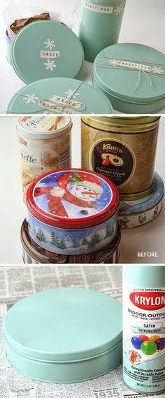 Simple & Chic Designs : 10 diy christmas ideas