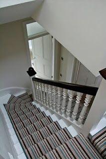New stripy stairs carpet stairways 58 Ideas